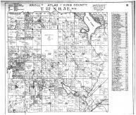 Township 22 N Range 5 E, King County 1912